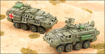 M1130 Stryker Command/ M1133 MEV Ambulance