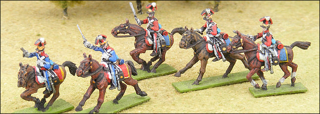 British Household Guard Cavalry