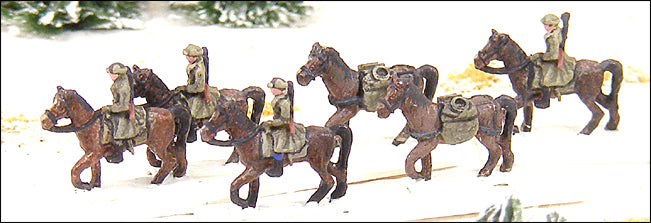 Russian Cavalry Pack
