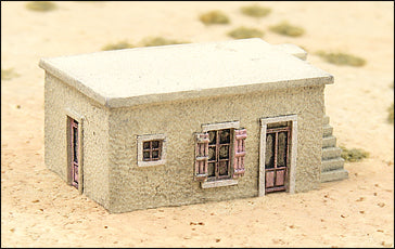 Small Middle Eastern House
