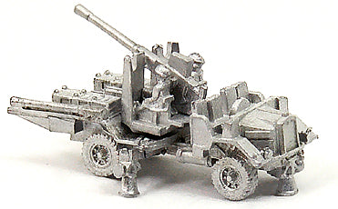 Self-propelled Bofors AA