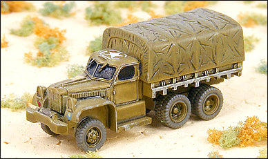 Diamond T 4-Ton Truck