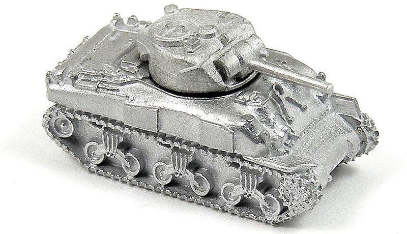 M4A1 75mm Sherman w/applique armour, split commander's hatch
