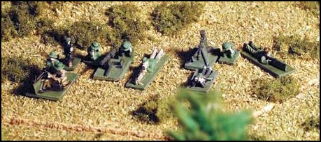 NVA Heavy Weapons