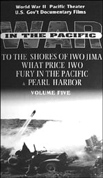 WAR IN THE PACIFIC, Volume 5