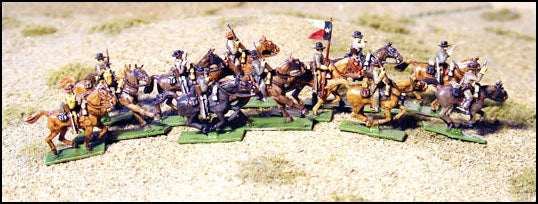 CS Mounted Cavalry - Charging