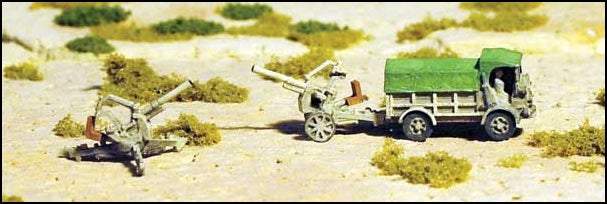 Breda 20mm AA Guns