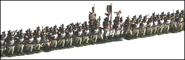 French Ligne Fusiliers
