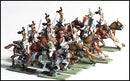 French Dragoons a Cheval