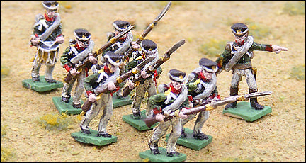 Russian Line Infantry