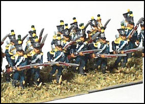 French Legere Tirailleurs