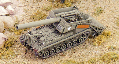 T92 240mm Howitzer Motor Carriage