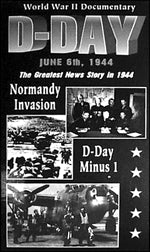 D-DAY - June 6th, 1944
