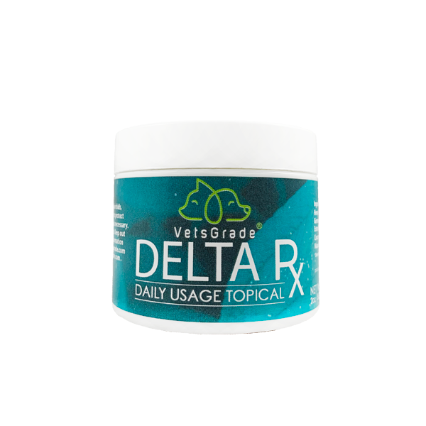 VetsGrade® | Delta RX | Advanced Moisturizing Topical