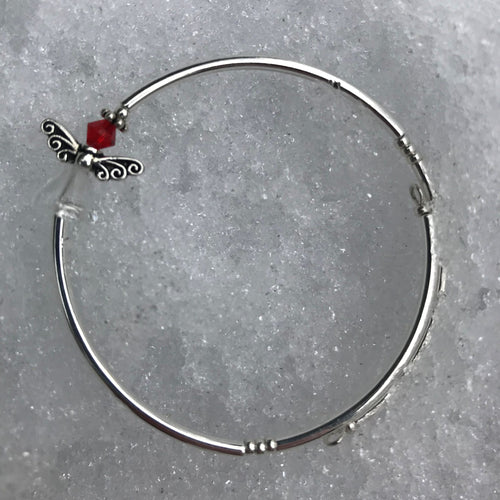 Christmas Angel Bracelet