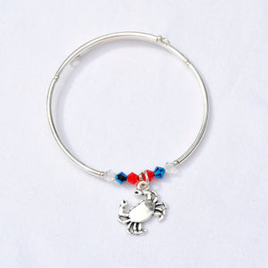 Maryland Crab Bracelet