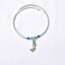 Load image into Gallery viewer, Mermaid Charm Bracelet