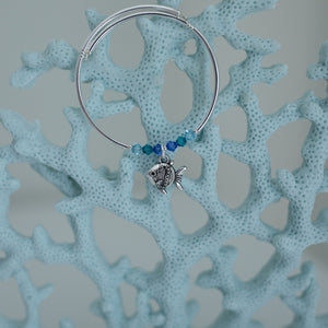 Angelfish Charm Bracelet