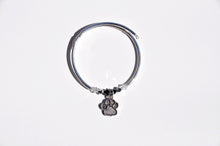 Load image into Gallery viewer, Paw Print Charm Bracelet