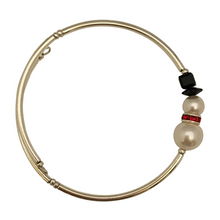 Load image into Gallery viewer, Snowman Bracelet