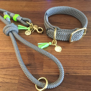 Limited Edition Turks Collar and Leash Set