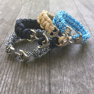 Mariners Anchor Bracelet