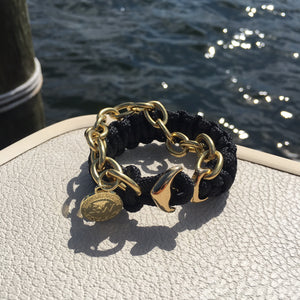 Mariners Anchor w/ Links