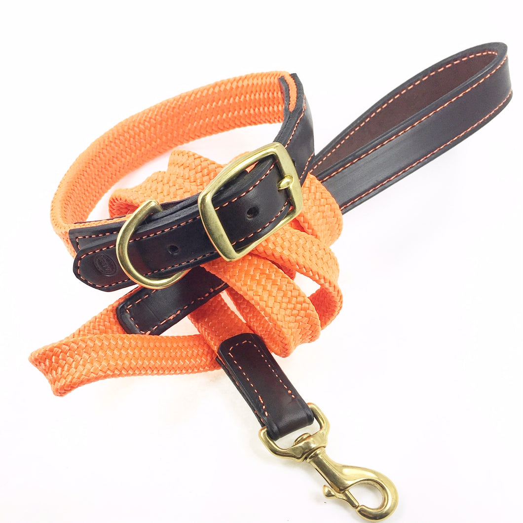 Field Collar and Leash Set