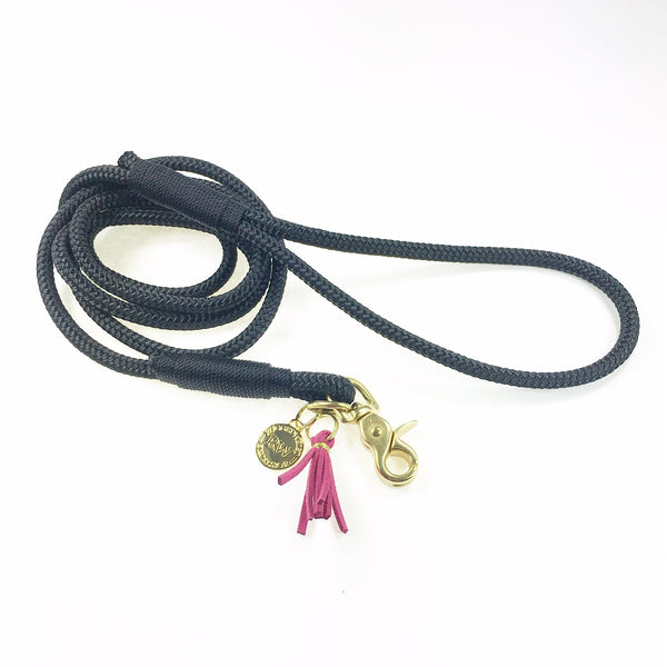 Hudson Tassel Dog Leash