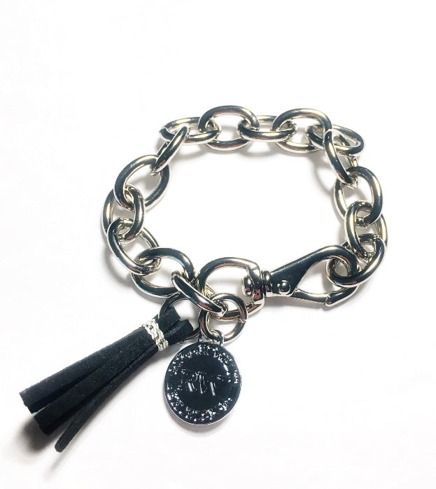 New Links Bracelet Silver