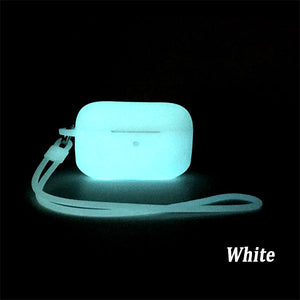 Glowing in Dark Silicone Protective Case for Airpods