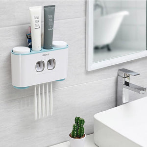 Auto Squeezing Toothpaste Dispenser