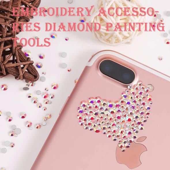 (HOT SALE:-50%OFF)Embroidery Accessories Diamond Painting Tools