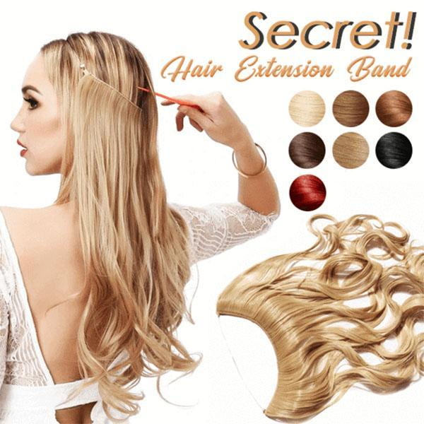 Secret Hair Extension Band(BUY 2 FREE SHIPPING)