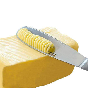 3 in 1 Kitchen Stainless Steel Butter Spreader