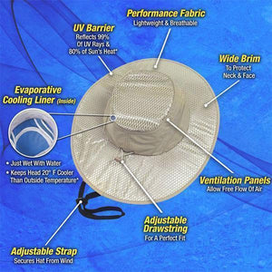 UV Protection Cooling Sun Hat