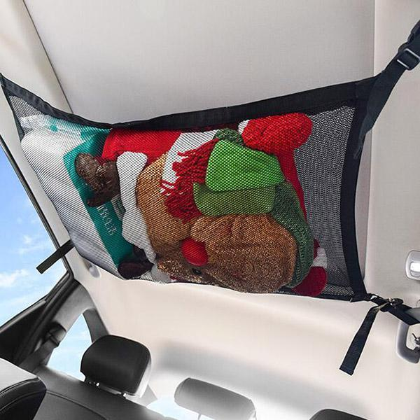 Car Roof Handle Storage Net