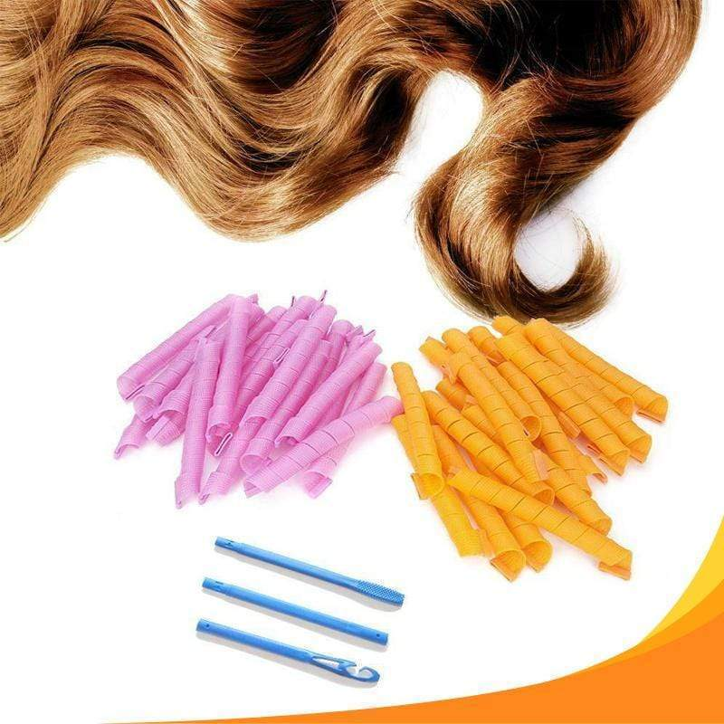 No Heat Magic Hair Curlers(12pcs)