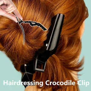 Hairdressing Crocodile Clip(3PCS)
