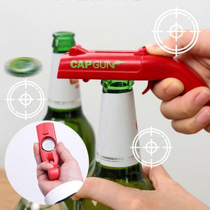Cap Gun Bottle Opener