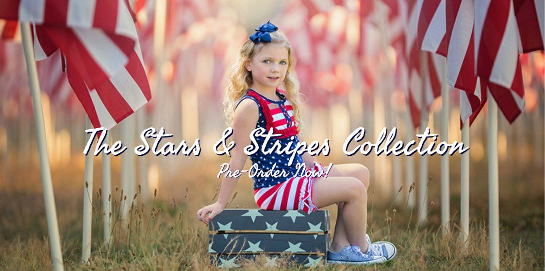 The Stars & Stripes Collection is here!