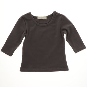 Dark Gray Simple Shirts - Adorable Essentials, LLC