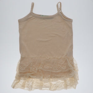 Ivory Lace Camisole Tank - Adorable Essentials, LLC