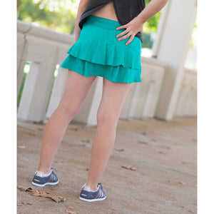 Young Adult Monarch Skirt - Seamist - Adorable Essentials, LLC