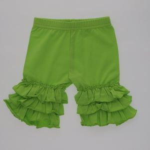 Triple Ruffle Capri - Adorable Essentials, LLC
