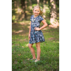 Midnight Ballerina Dress - Adorable Essentials, LLC