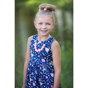 Pink Ballerina Dress - Adorable Essentials, LLC