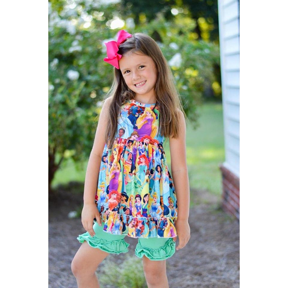 Adorable Essentials, Princess Party Dress - PreSale,Dresses,Adorable Essentials, LLC
