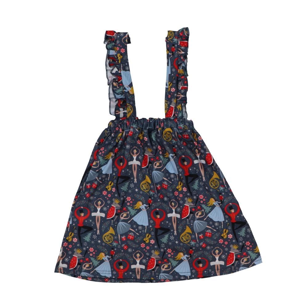 Nutcracker Suspender Skirt - Adorable Essentials