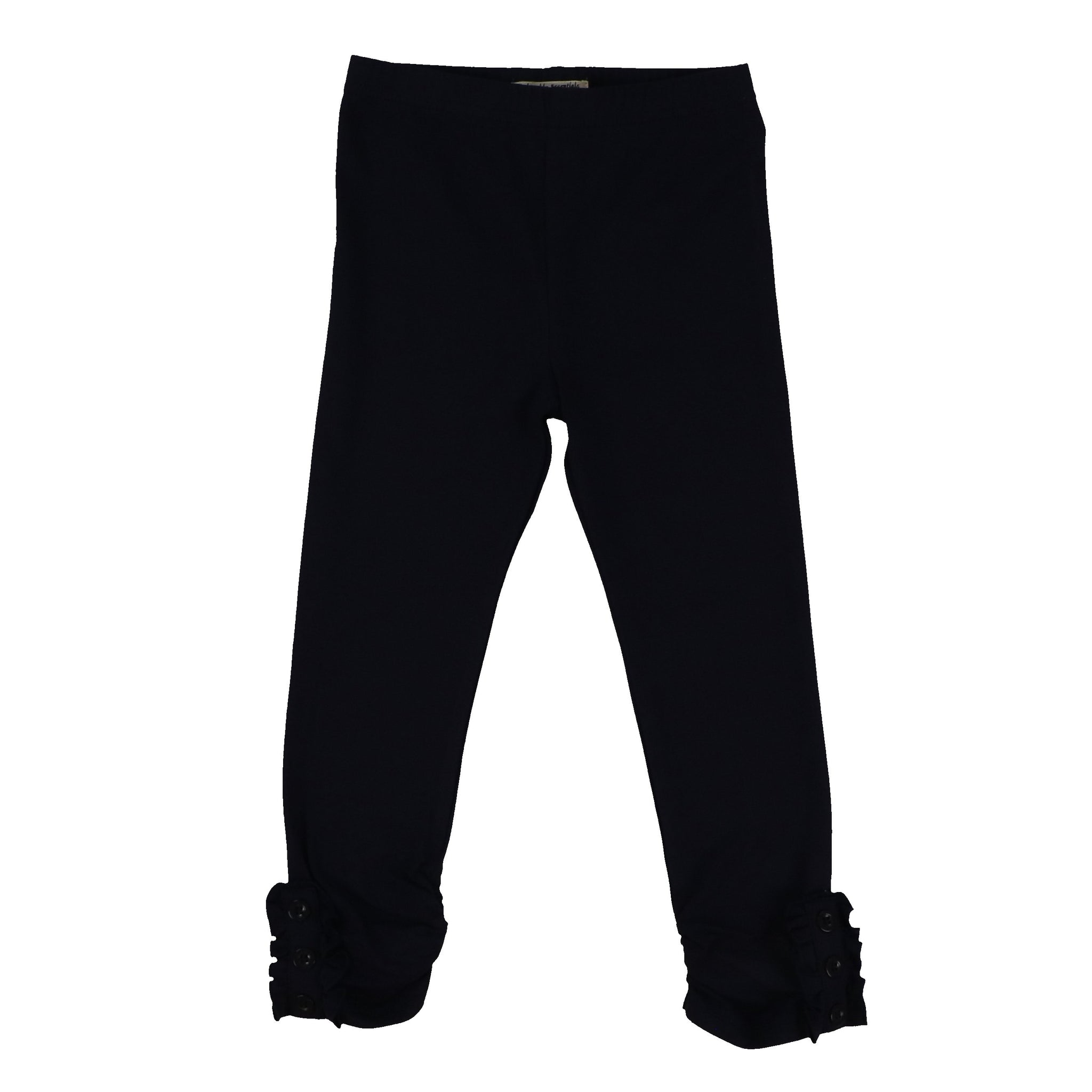 Girls Button Ruffle Pants-- In Stock!!!